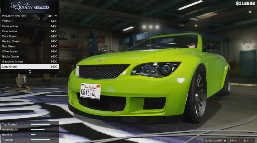 best car to mod in gta 5 online