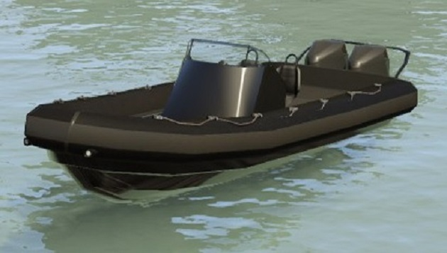 GTA 5 Dinghy