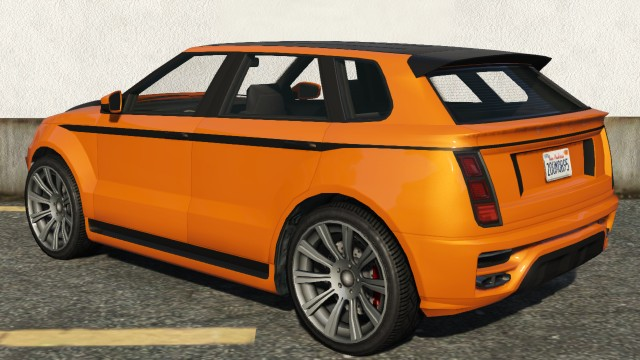 Enus Huntley S | GTA 5 Cars