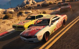 Stock Car Races GTA 5