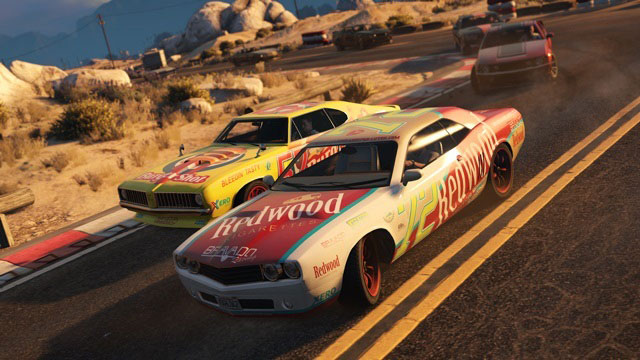 New Exclusive Content for GTA 5