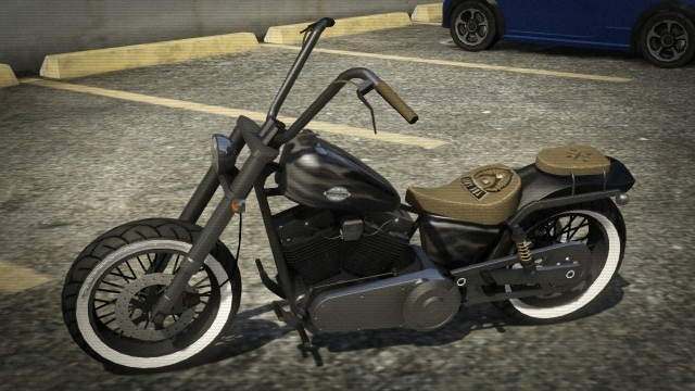 Chopper Bikes In Gta 5 Western Daemon