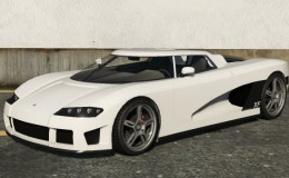 Entity XF GTA 5 Front