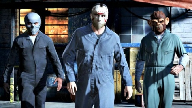 GTA 5 Online Halloween Weekend Event