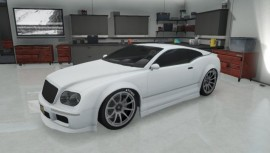 Enus Cognoscenti Cabrio White