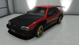 Karin Futo Tuning Red