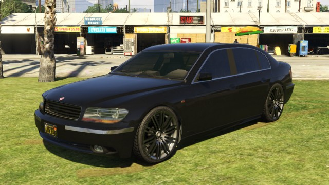 Is there 2 versions of the Oracle? - GTA Online - GTAForums