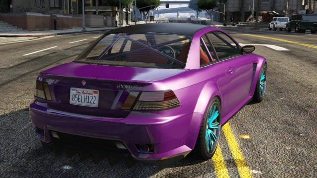 The gallery for --> Ubermacht Oracle Xs Ubermacht Sentinel Xs Gta 5 Location