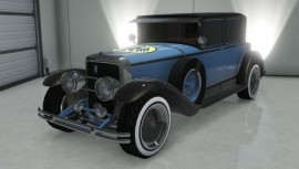 Albany Roosevelt Blue Front