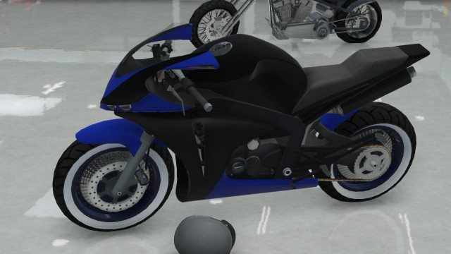 blue dinka double t modded gta 5 cars. Black Bedroom Furniture Sets. Home Design Ideas