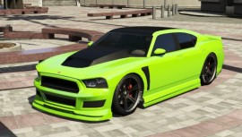 Bravado Buffalo S Green Tuning
