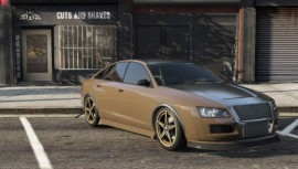 Brown Obey Tailgater Front View