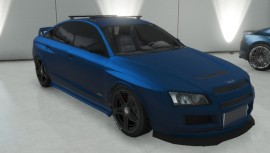 Custom Obey Tailgater Blue Mate