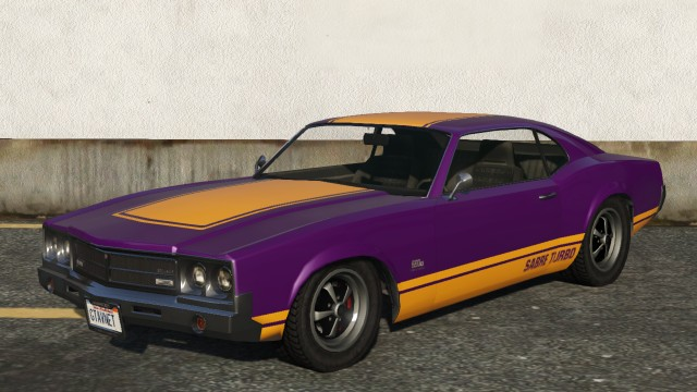 declasse sabre turbo gta 5 cars rh gta5car com Sabre Turbo Real GTA Turbo