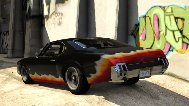 Stallion Gta Front Gta Cars
