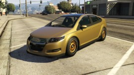 Gold Cheval Surge Custom Front