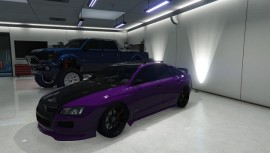 Purple Obey Tailgater Modded