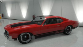 Red Sabre Turbo GTA 5