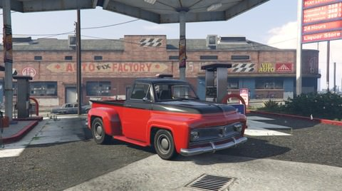 Vapid Slamvan Next Gen