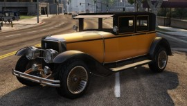 Yellow Albany Roosevelt Front