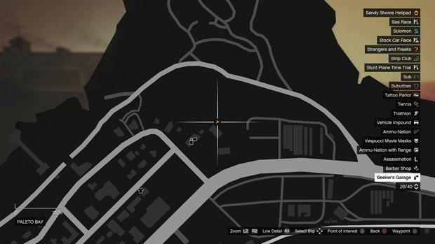 Gta Monkey Mosaics Location Guide Gta Cars