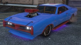 Blue Imponte Dukes Customized