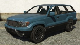 Canis Seminole GTA 5 Front View