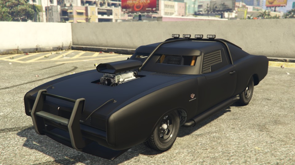 Duke O'Death GTA 5 Front View