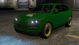 Green Obey Rocoto GTA 5 Customized