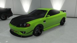 Green Prairie GTA 5 Custom