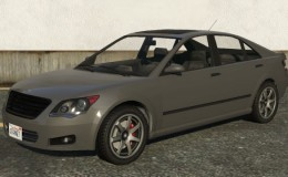 Karin Asterope GTA 5 Front View