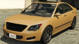 Orange Karin Asterope GTA 5