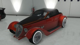 Vapid Hotknife GTA 5 Custom Modded