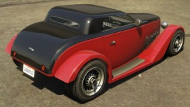 Vapid Hotknife GTA 5 Rear View