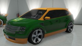 Vapid Radius GTA 5 Modded