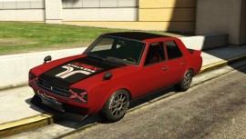 Vulcar Warrener Custom Modded