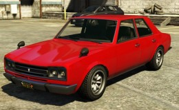 Vulcar Warrener GTA 5 Front