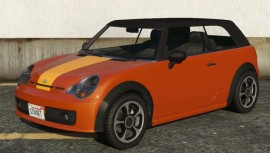 Weeny Issi GTA 5 Front View