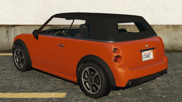 Weeny Issi GTA 5 Rear View