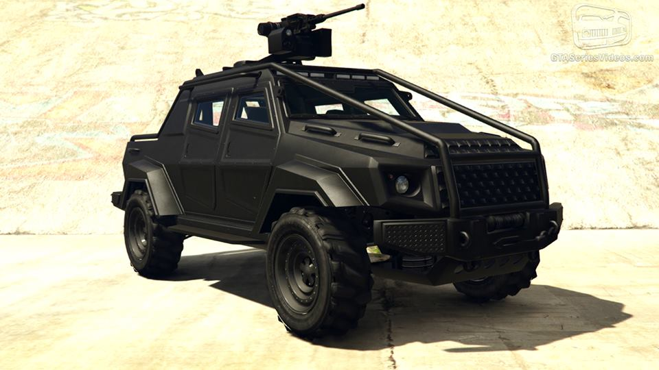 HVY Insurgent Pick-Up GTA Online