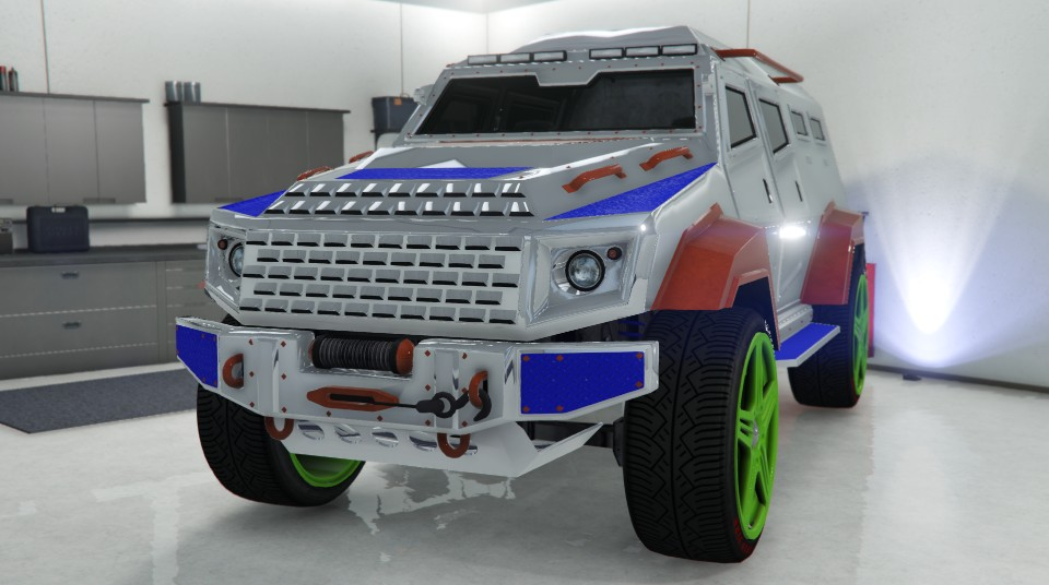 Insurgent Custom Paintjob Gta Online Gta 5 Cars