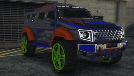 Insurgent Customized GTA Online