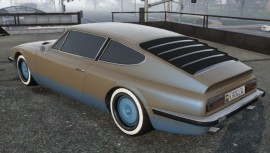 Lampadati Pigalle Modded Rear View