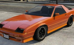 Orange Imponte Ruiner GTA 5