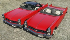Vapid Peyote Hardtop and Convertible in GTA 5
