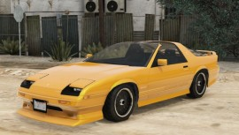 Yellow Imponte Ruiner GTA 5