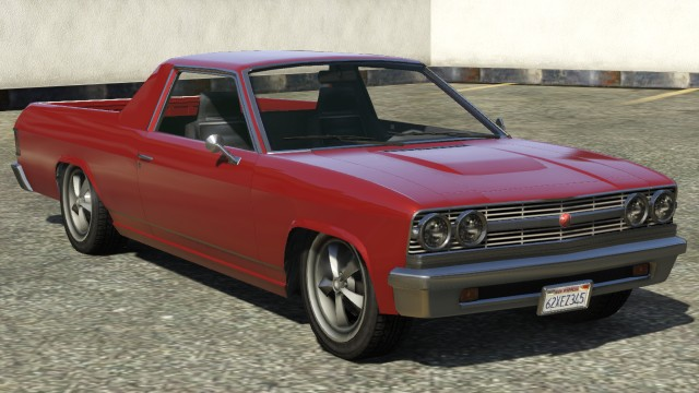 Cheval Picador GTA 5 Front View