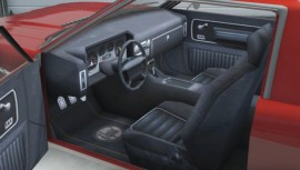 Cheval Picador Interior