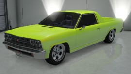 Green Cheval Picador GTA 5