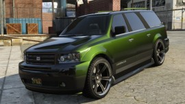 Green Pearlescent Landstalker GTA 5
